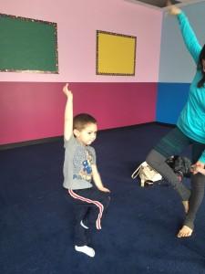 2016-3-5 Kids Yoga 1
