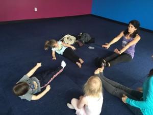 2016-3-5 Kids Yoga 14