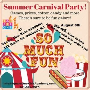 Summer Carnival Party! v2